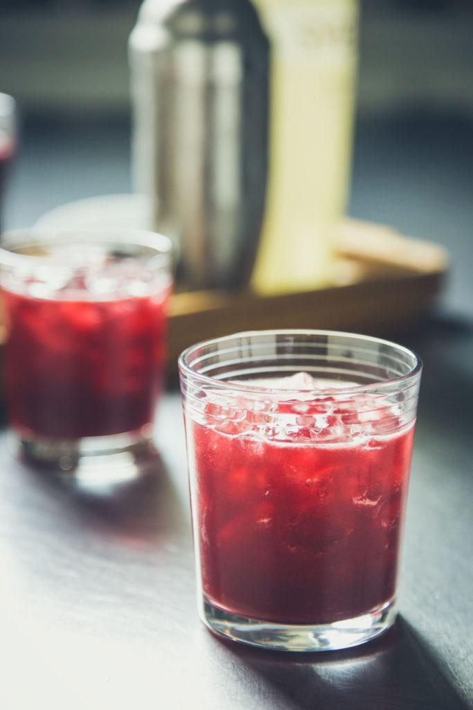 cherries jubilee cocktail recipe
