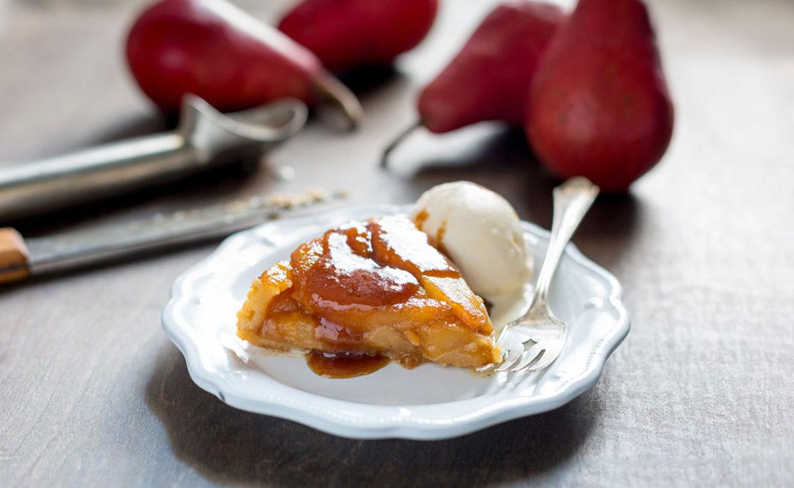 Treat of the Week: Pear Tarte Tatin