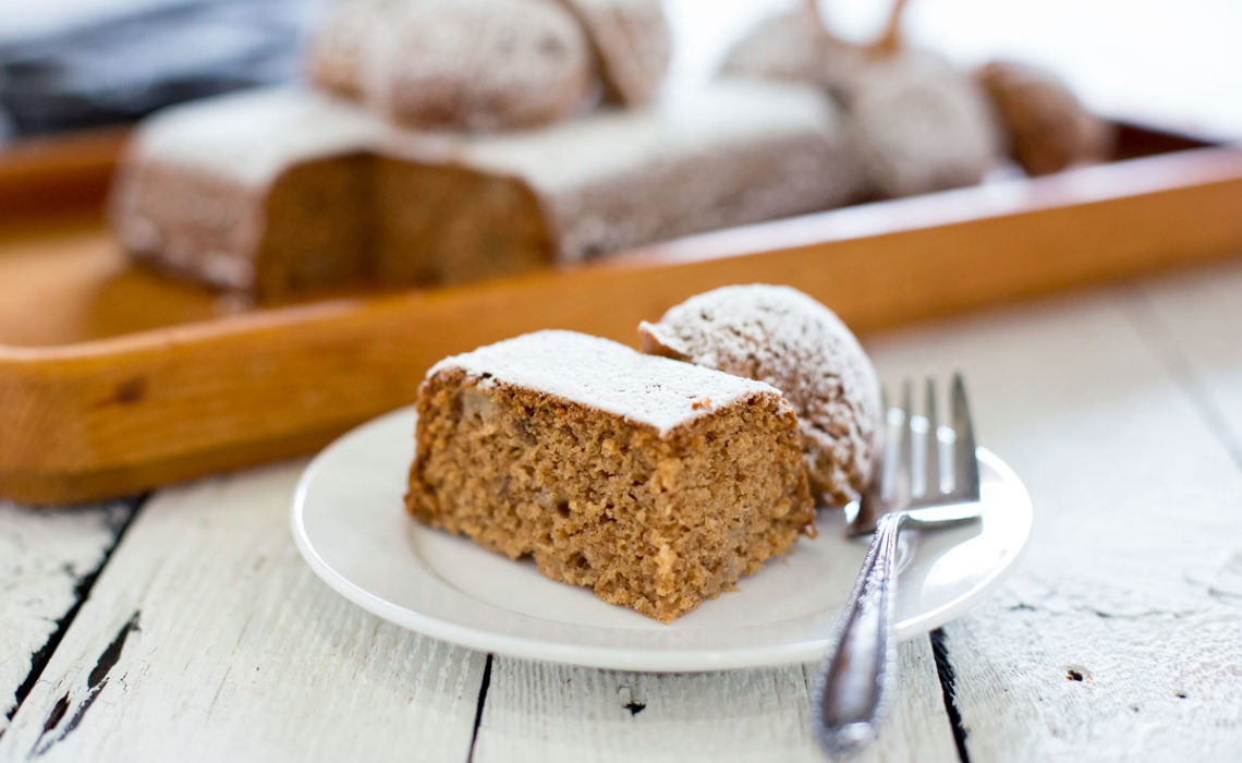 Treat of the Week: Harvest Spice Cake
