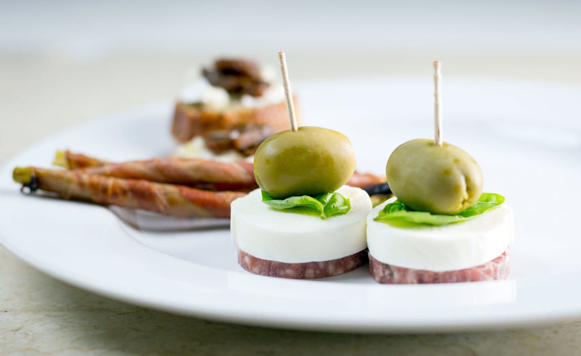 Holiday Entertaining: Easy Appetizers