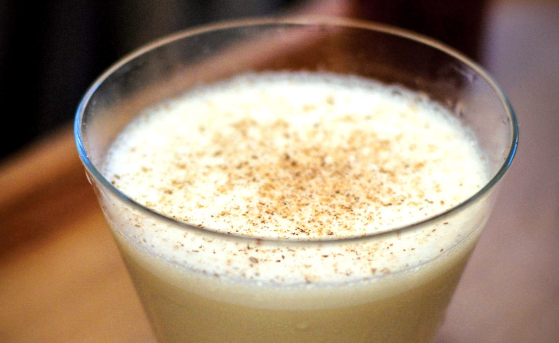 Cocktail of the Month: Brandy Alexander