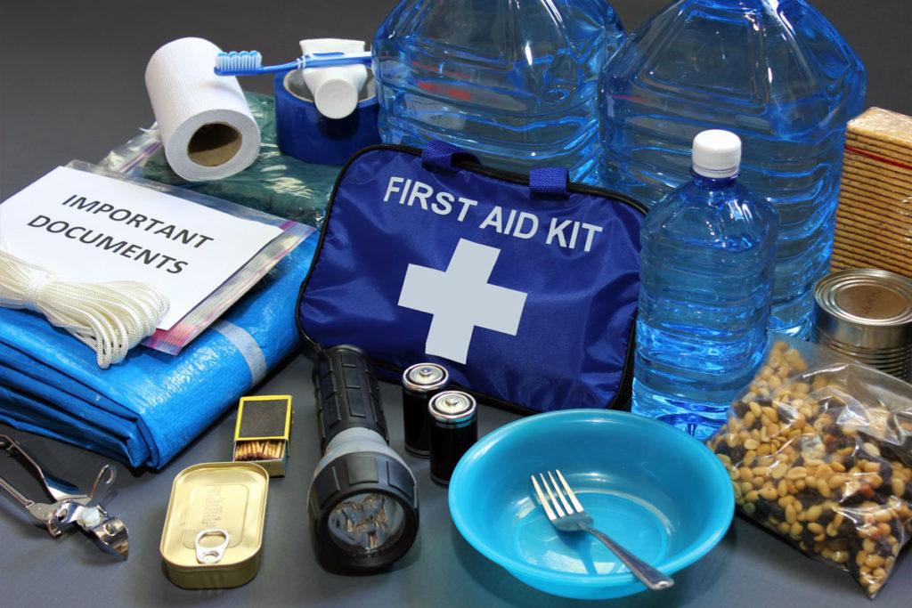 in case of emergency pack diy