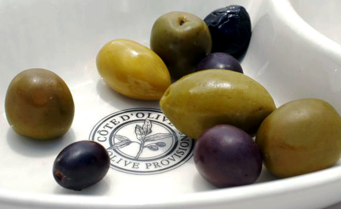 Know Your Food:  Olives
