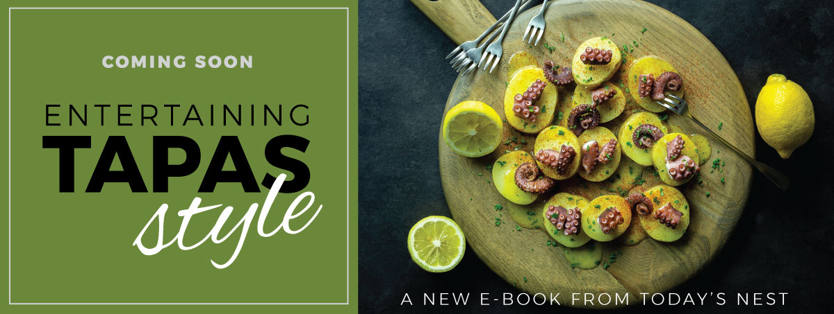 new tapas book coming soon