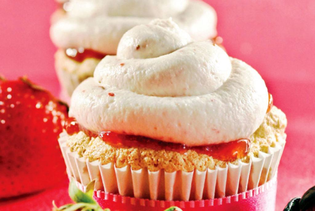 angel food cupcake recipe