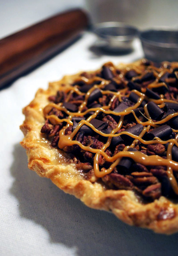 apple turtle pie recipe