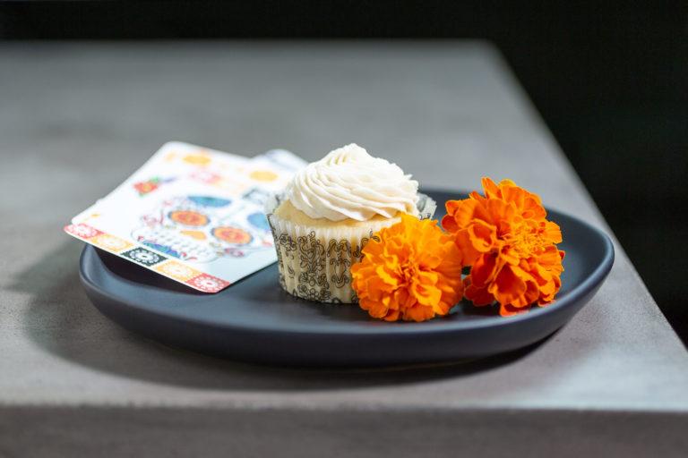 arroz con leche cupcake recipe