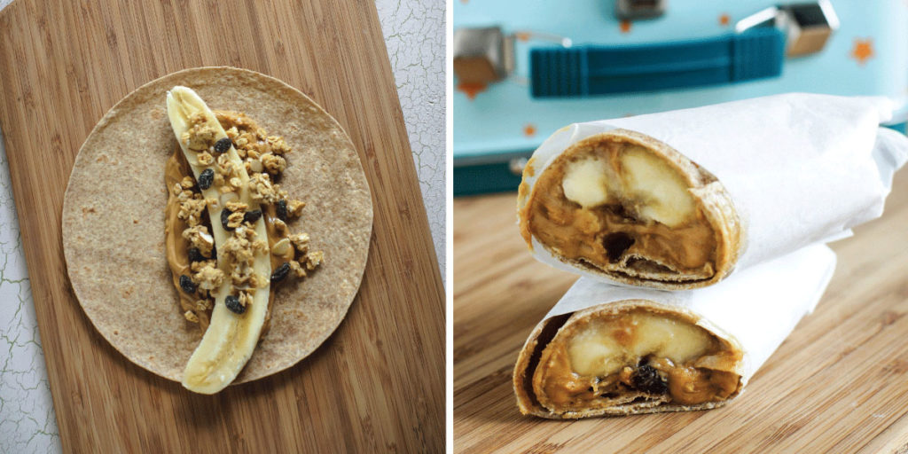 lunch wrap recipes
