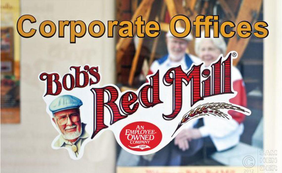 Portland Porridge: Bob's Red Mill Factory Tour