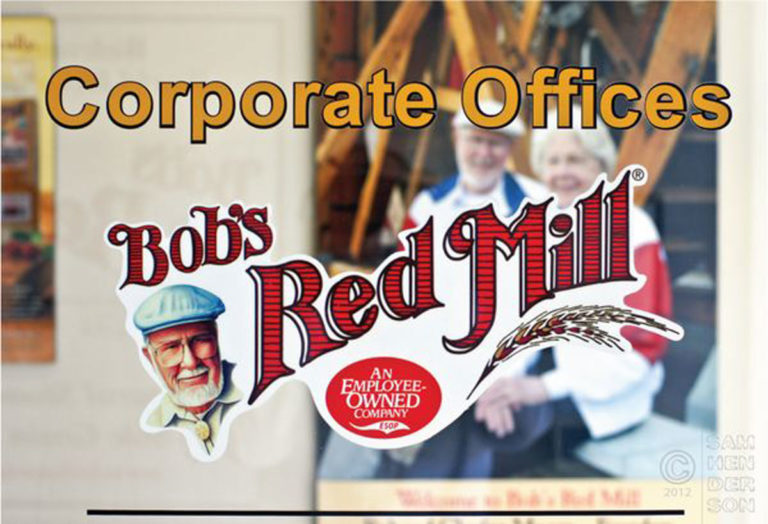 bobs red mill tour