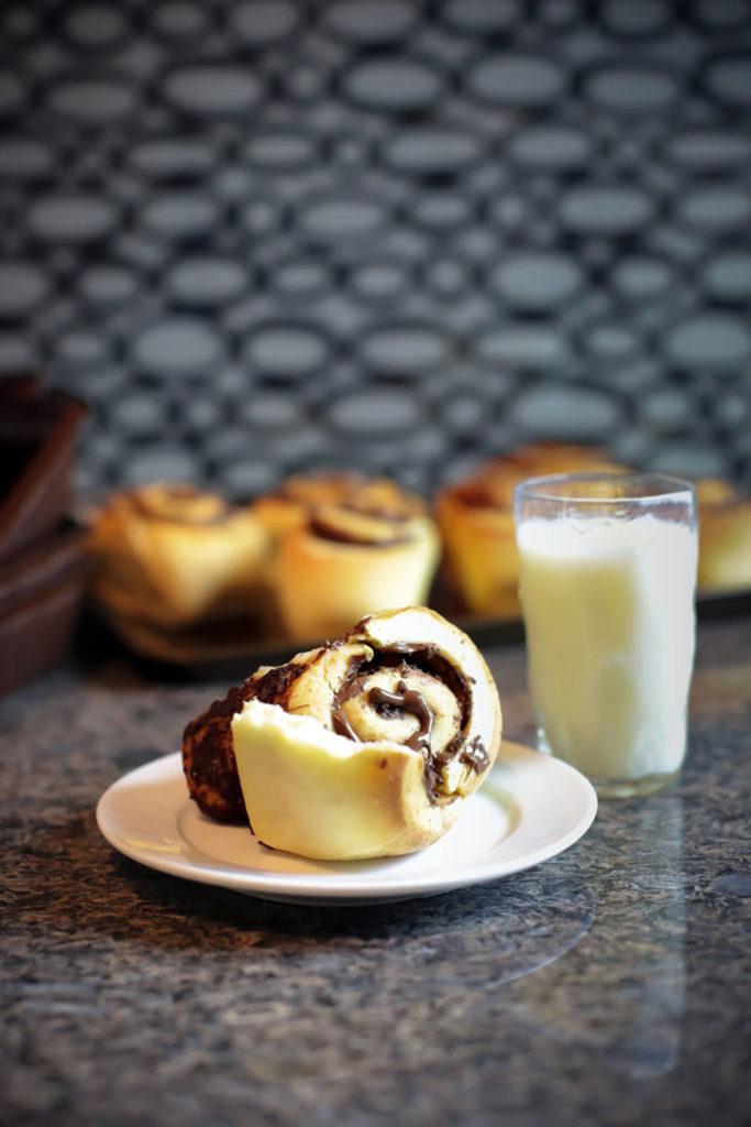 cinnamon raisin chocolate brioche recipe