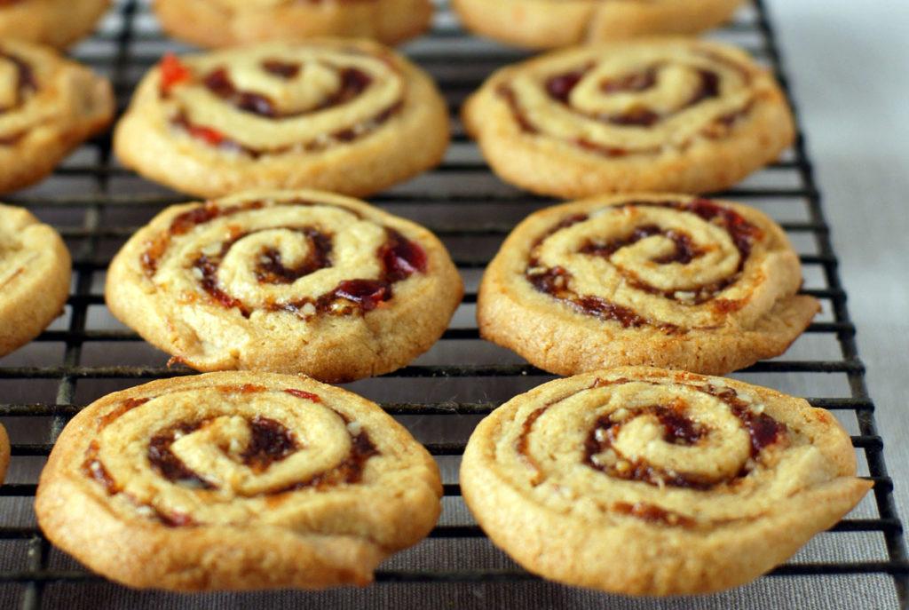 caramel date pinwheel recipe