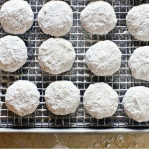 cardamom wedding cookie recipe