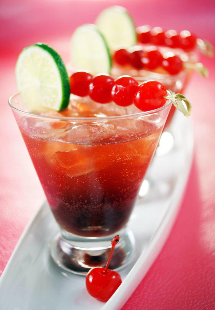 cherry limaretto cocktail recipe
