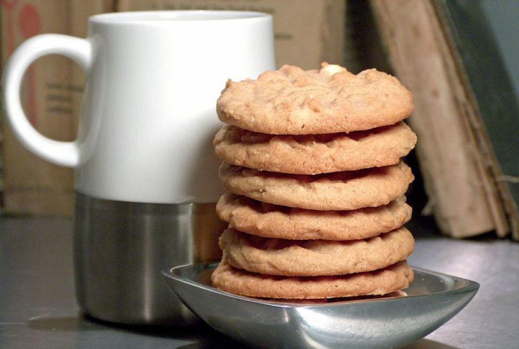 chewysoft peanut butter cookie recipe
