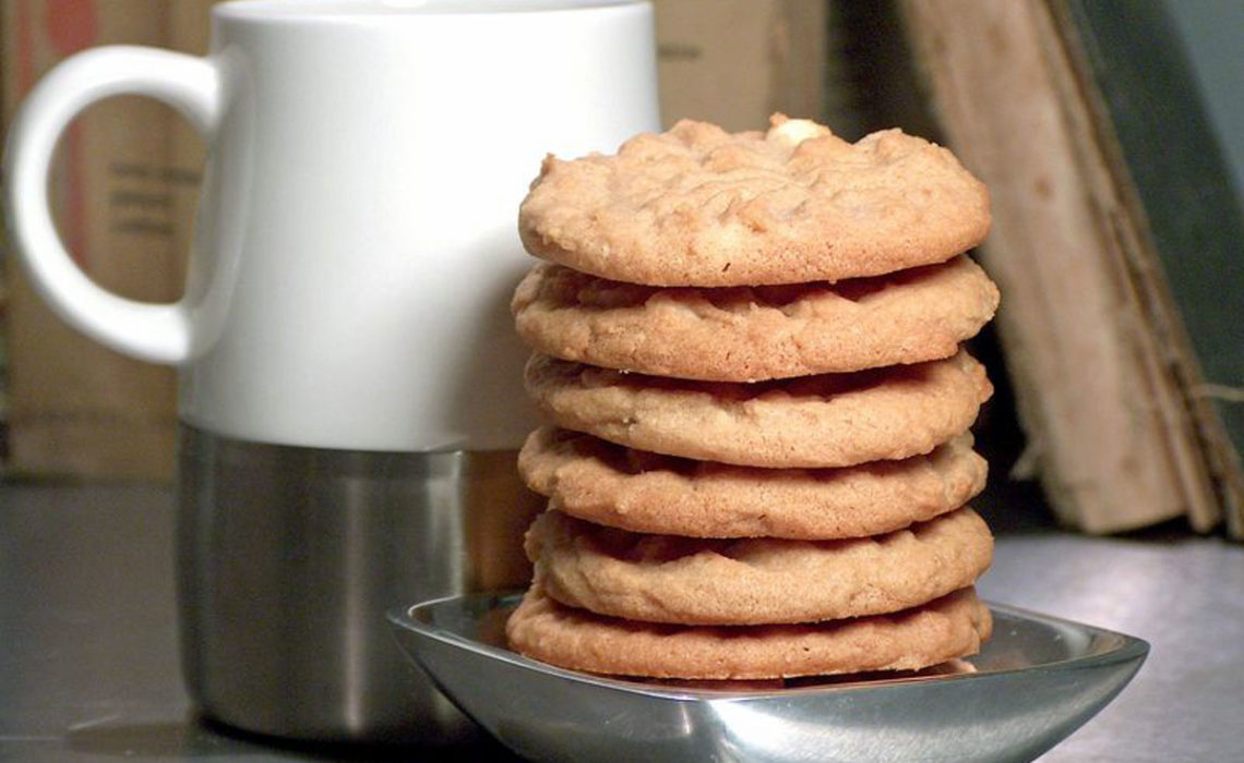 Treat of the Week:  ChewySoft Peanut Butter Cookies