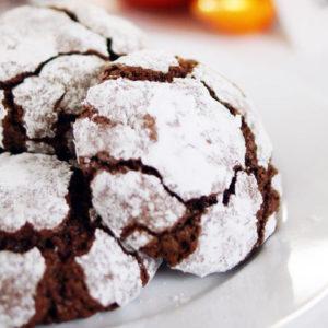 chocolate crackle cookie recipe