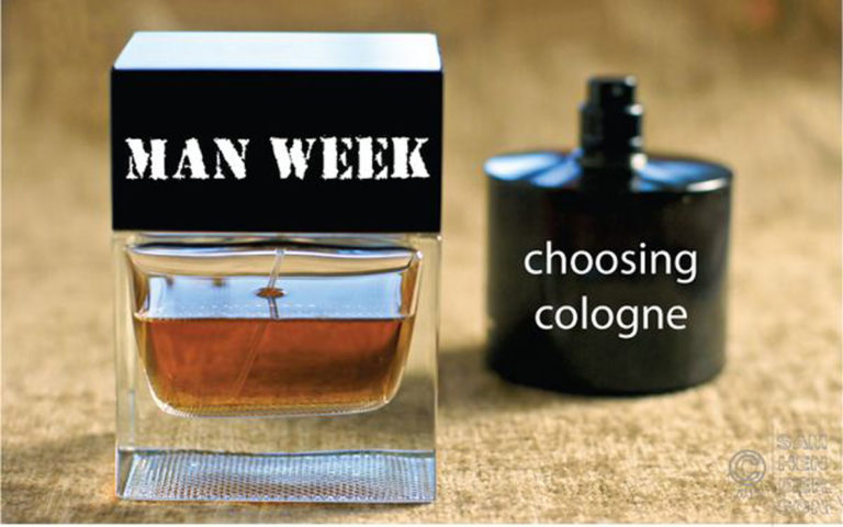 choosing the right cologne