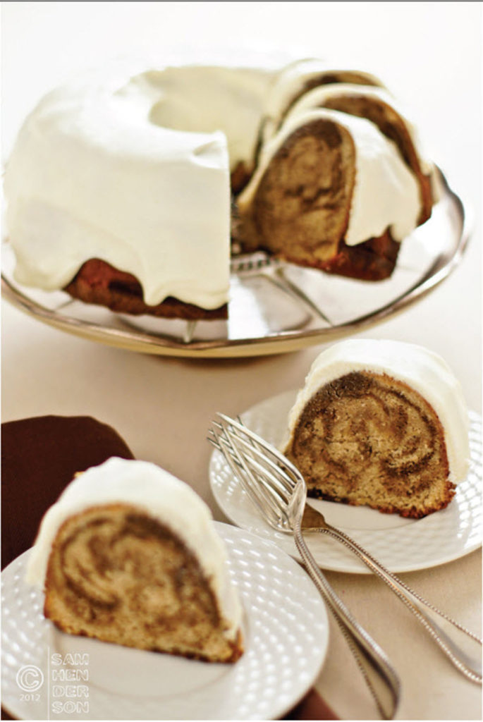 coffee and cream bundt cake recipe