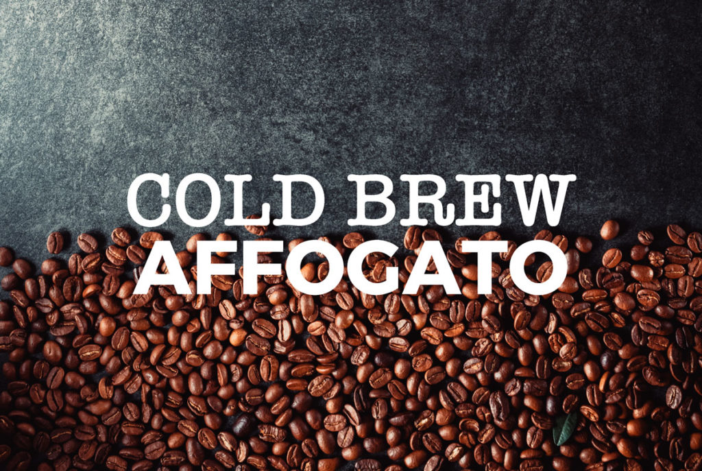 cold brew affogato recipe