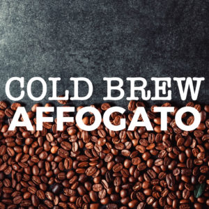 cold brew affogato recipe
