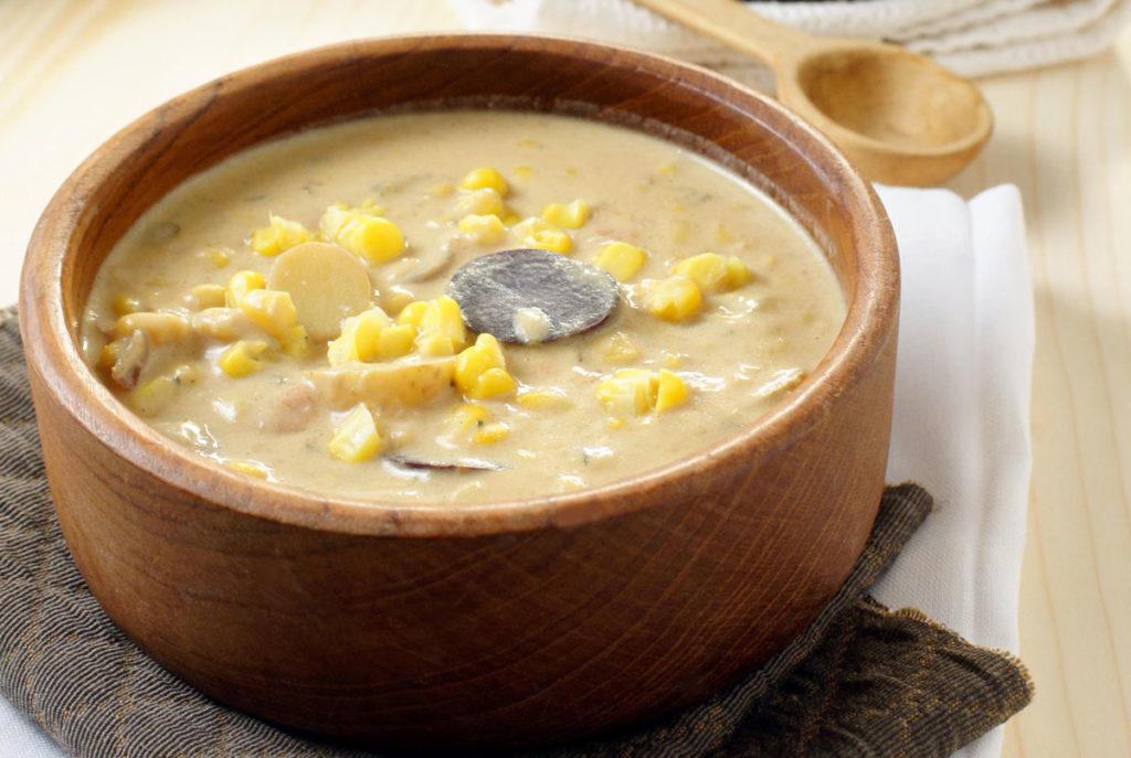 best corn chowder recipe