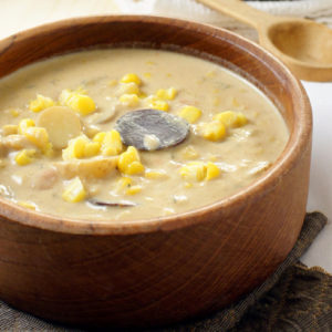 best corn chowder recipe