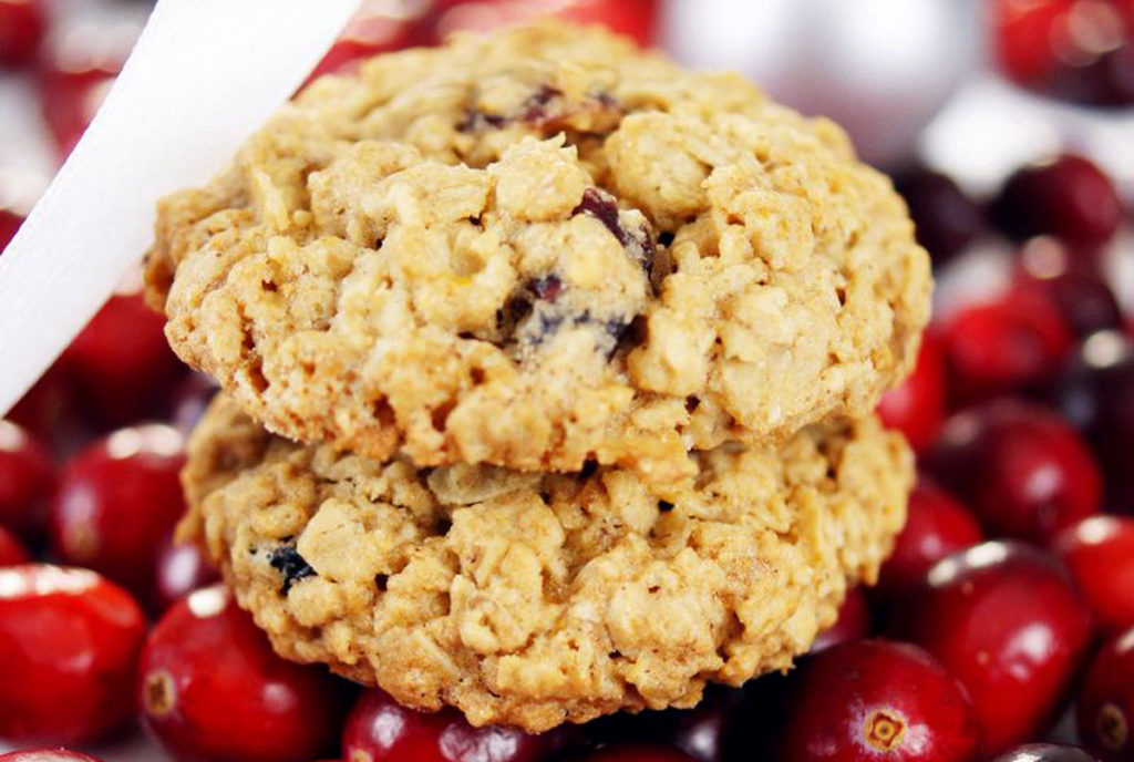 best cranberry orange oatmeal cookie recipe