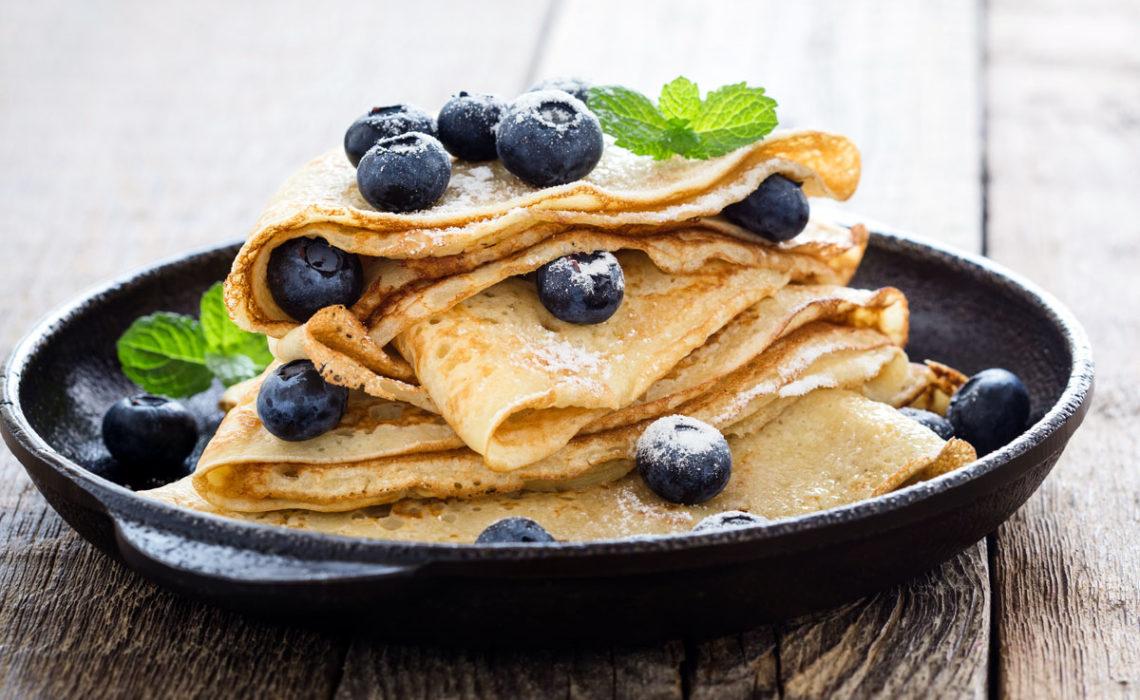 Lola Cooks:  Crepes