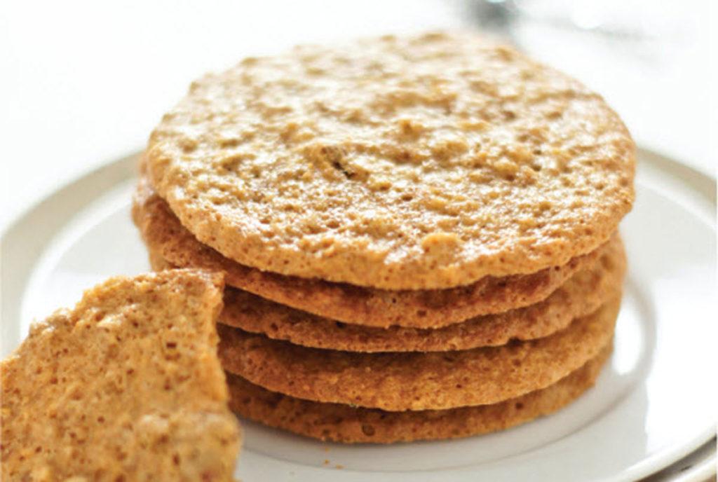 crispy ginger chew cookie recipe