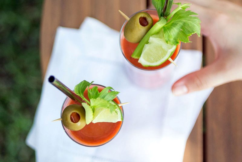 gazpacho bloody mary recipe