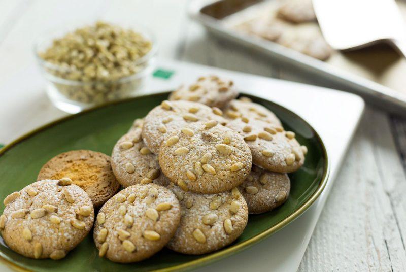 pignoli cookie recipe