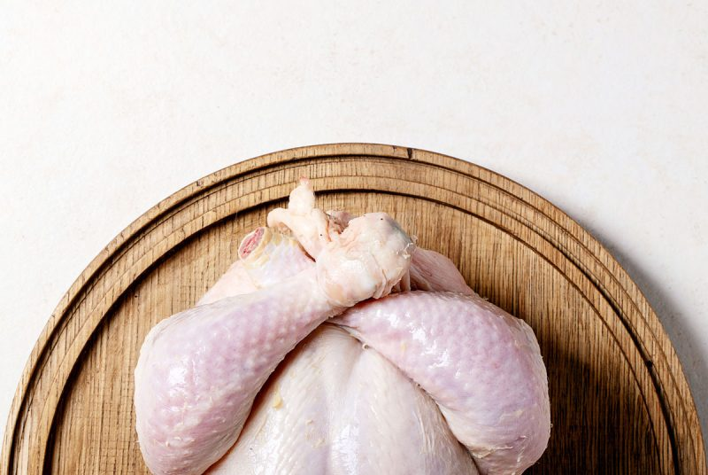 roasted chicken basics
