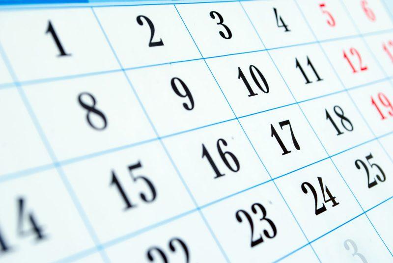 scheduling school activities tips