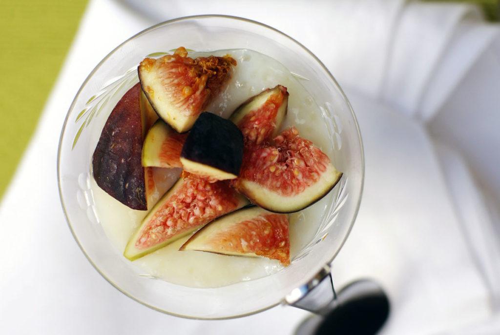 fig and honey tapioca recipe