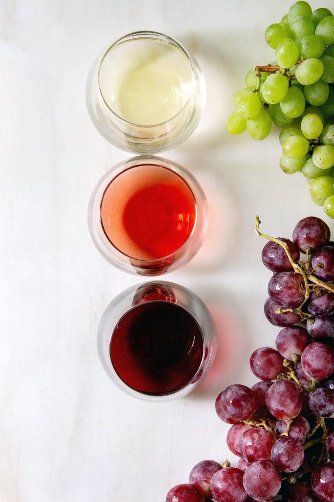 choosing wine