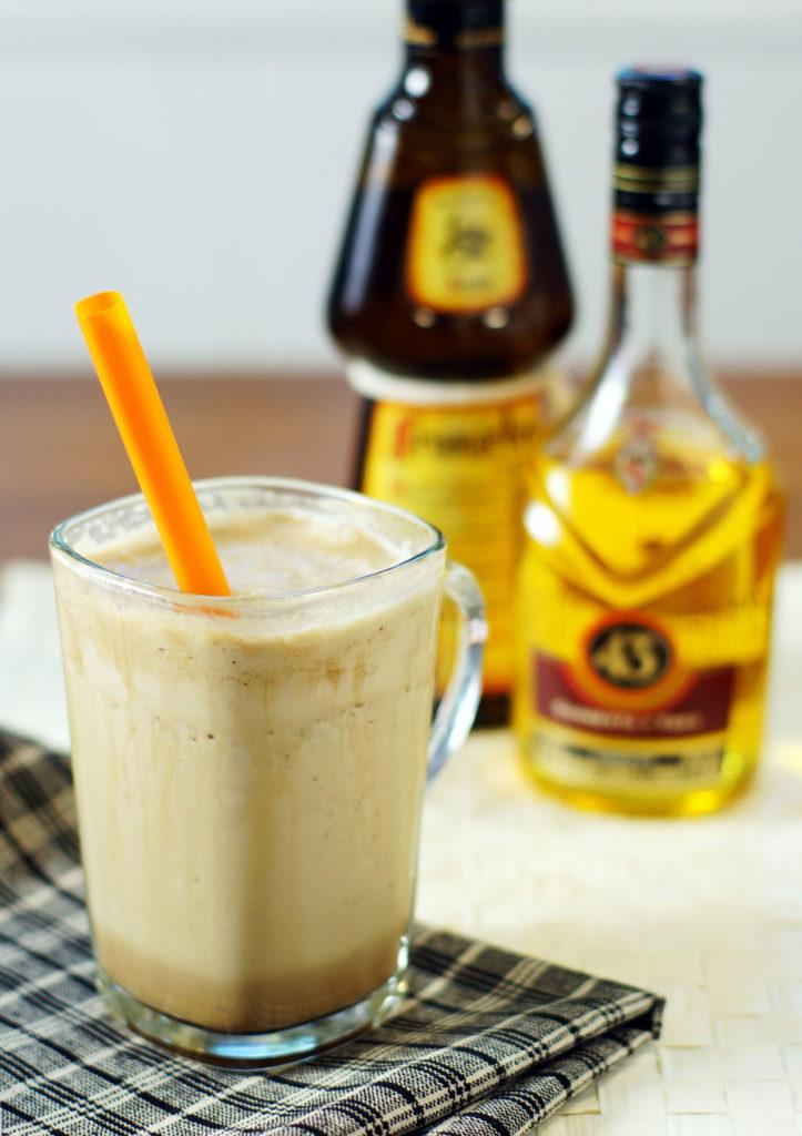 french vanilla frappe cocktail recipe