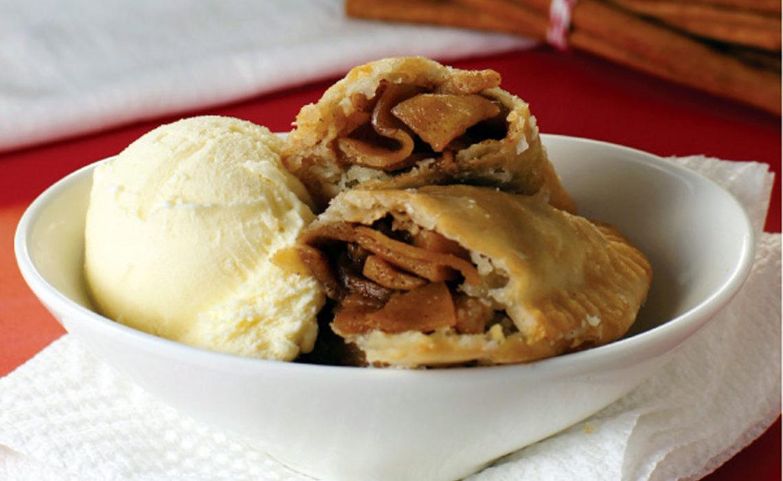 Treat of the Week:  Fried Apple Pie