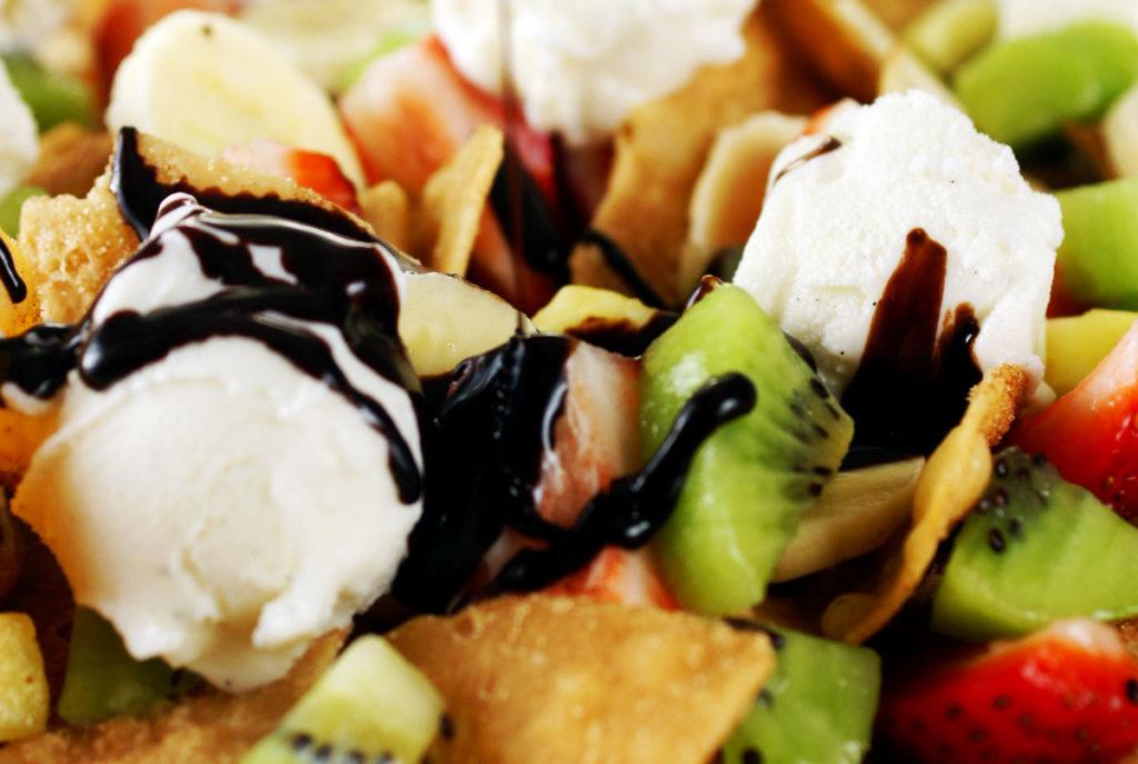 fruit nachos recipe