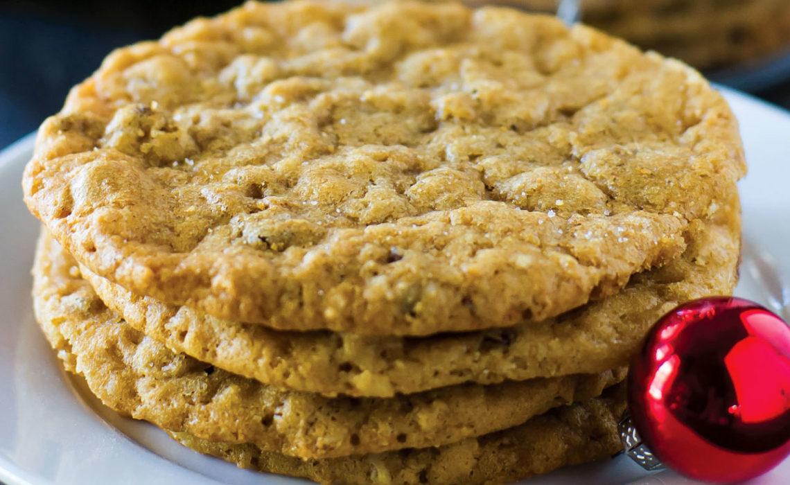 Cookie Week 2013 DayTHREE: Ginger Date Chews