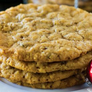 ginger date chews recipe