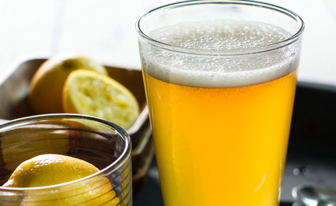 Cocktail of the Month: Ginger Shandy