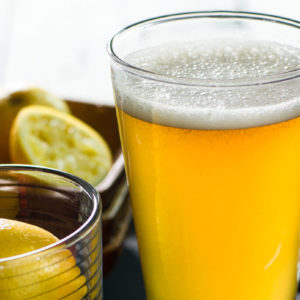 ginger shandy recipe