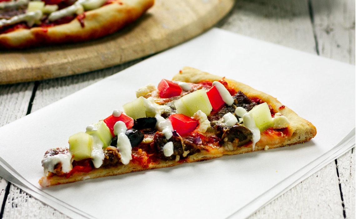 Pizza Week: Gyro Pizza