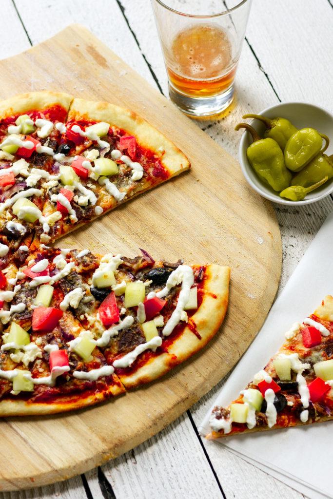 gyro pizza recipe