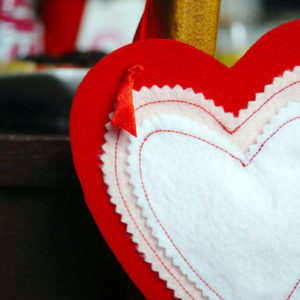 handmade valentines diy craft