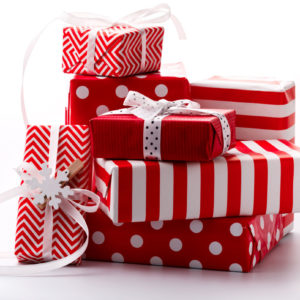 holiday gift giving budget