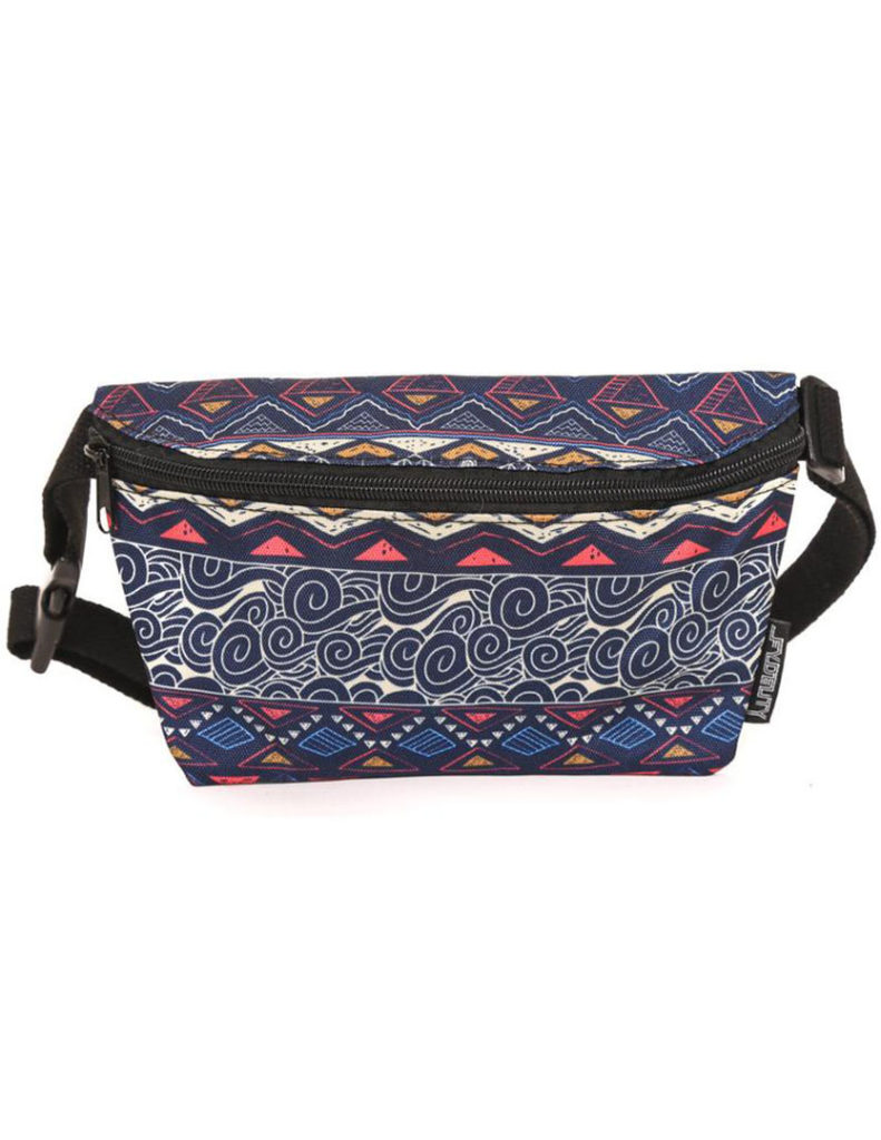 fanny pack for 9 COVID travel essentials