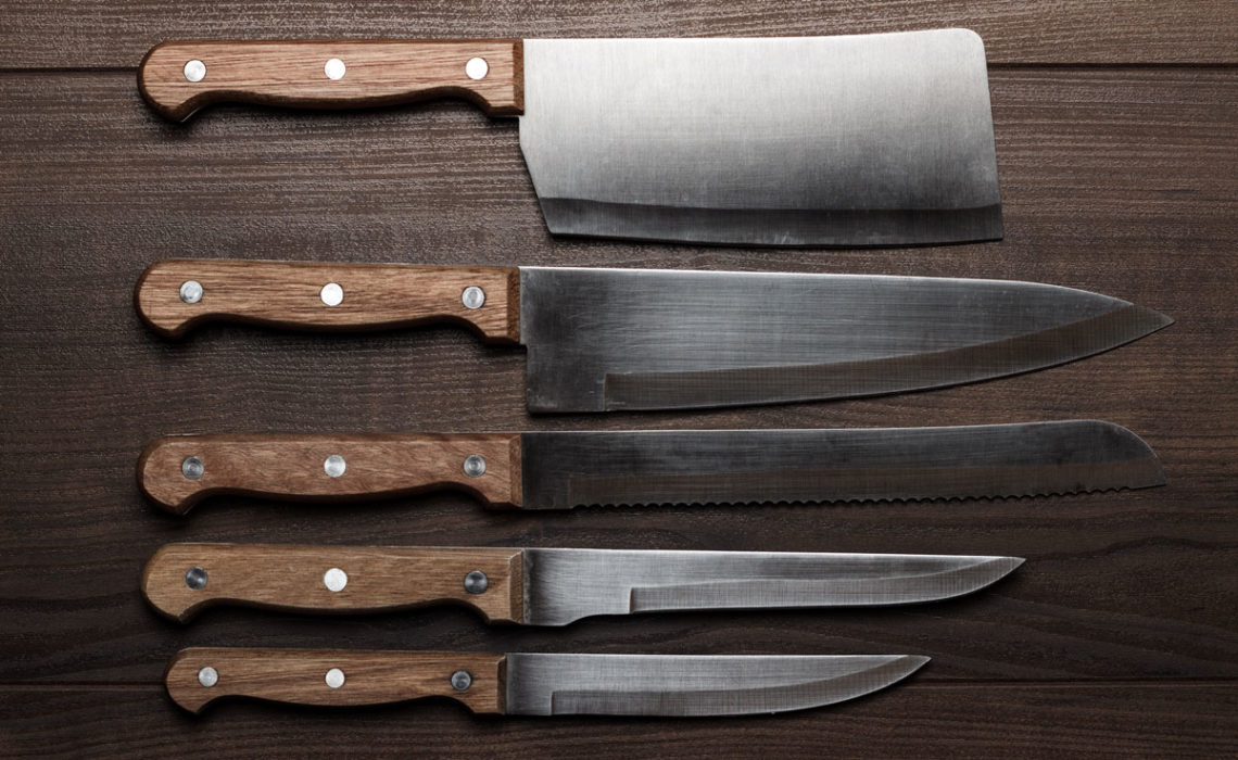The Right Tools: Knife Basics