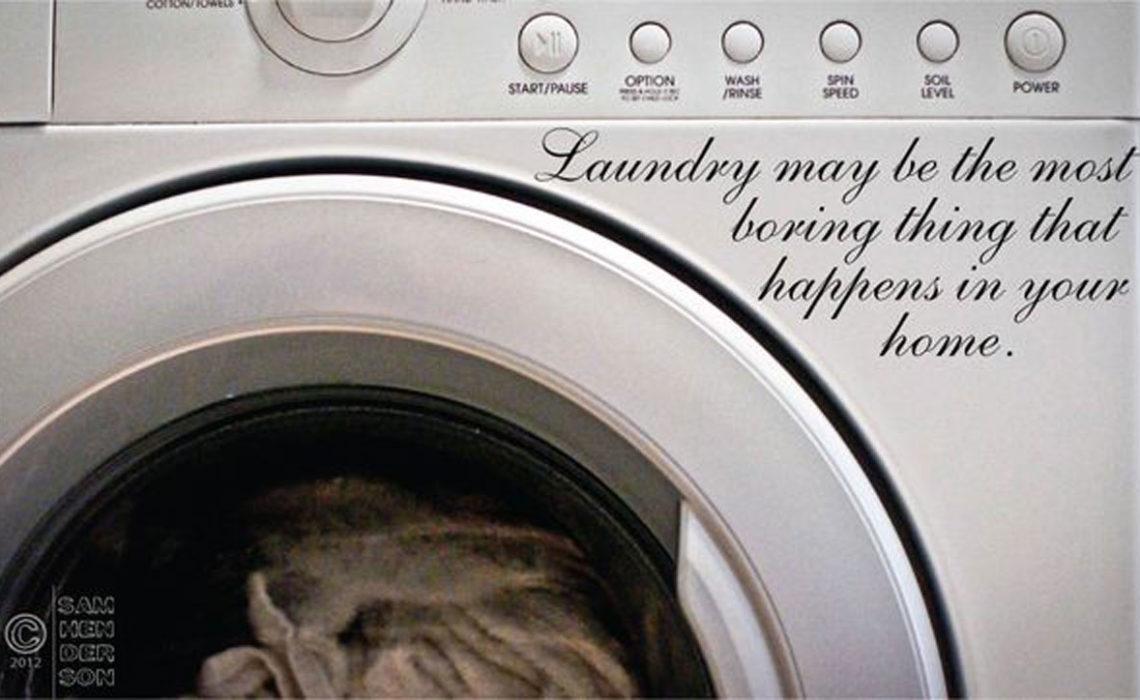 Washboard Wisdom:  Laundry Care Symbols